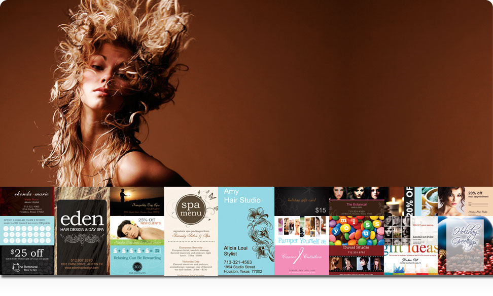 salon spa marketing promotion plan ideas designbetty