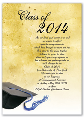 Make Your Own Graduation Party Invitation