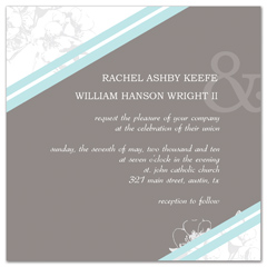 Blank Printable Template Wedding Announcement Samples